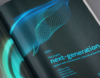 X5 Group Annual Report concept