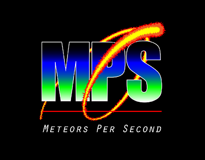 MPS - Meteors Per Second