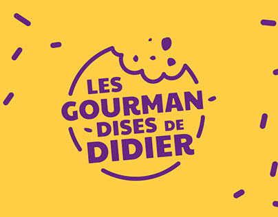 Les Gourmandises de Didier - Brand Design