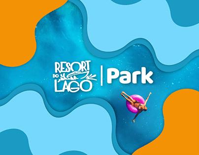 Social Media - Resort do Lago Park