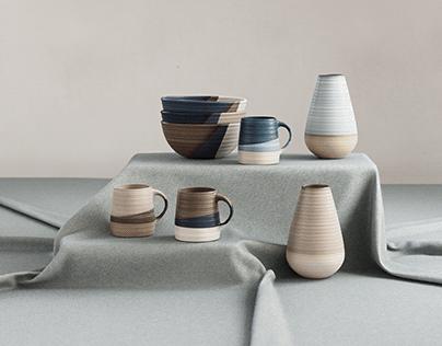 SHOKUNIN. Japanese Inspired Ceramics.