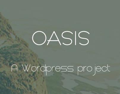 oasis jamaican grill : wordpress website