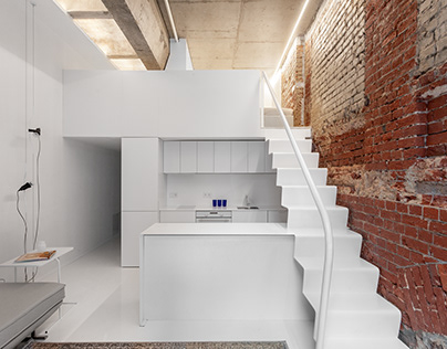 Flat 401 in Moscow, Russia by Room Design Büro