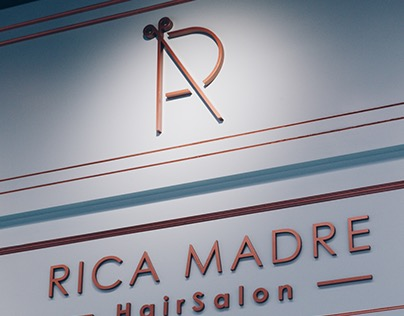 RICA MADRE HAIR SALON VI DESIGN