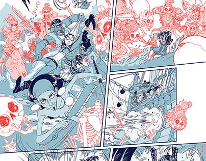 Dreadnought Comics