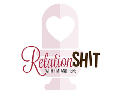 Logo design for Comedy Cartel's RelationSHIT