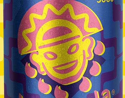 Inca Kola Rebrand