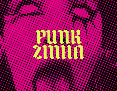 punkzinha font