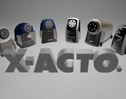 X-ACTO Pencil Sharpener Videos