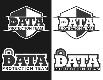 Logo Study for Gameloft Internal Data Protection Team