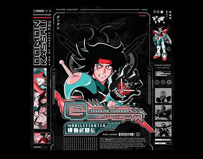 G Gundam Tee