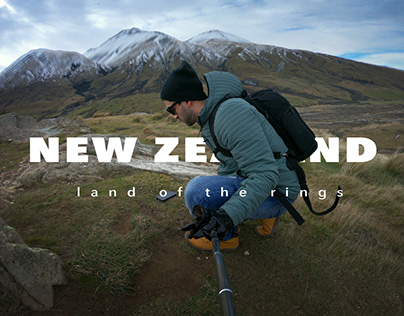 New Zealand: Land of the rings