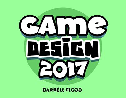 Game Design - 2017
