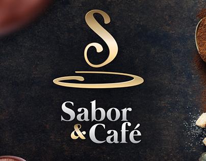 Sabor & Café - Identidade Visual