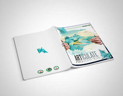 Articulate Cover page photo manipulation