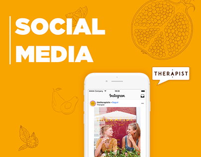 The Therapist   Social Media