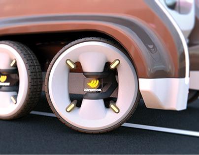 Hankook Tire: Urban Reshaping
