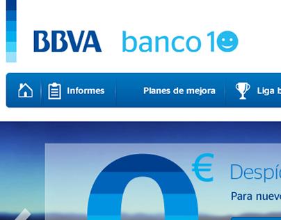 BBVA banco 10