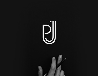 PJ Logo Design