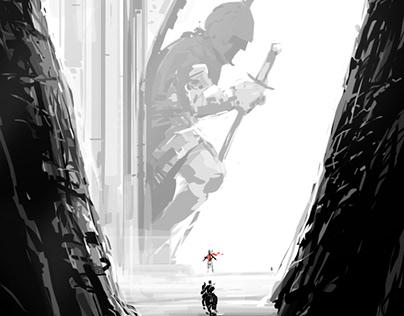 Giants (Concept Art)