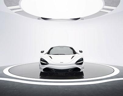 WIRED / McLaren 720S
