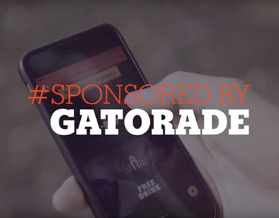 Gatorade - #SponsoredByGatorade