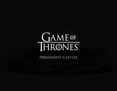 Game Of Thrones - Prominent Castles