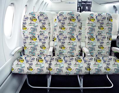 AIR-E : airline design concept
