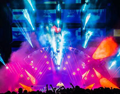 Sunlake Festival 2018 - Stage Design