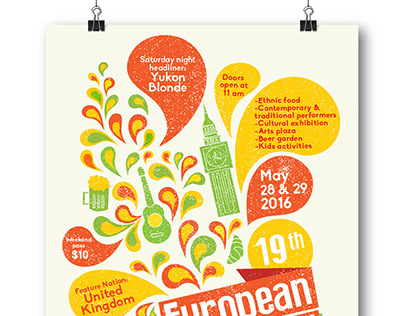 European Festival 2016