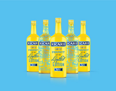 Pernod Ricard - LIMITED EDITION