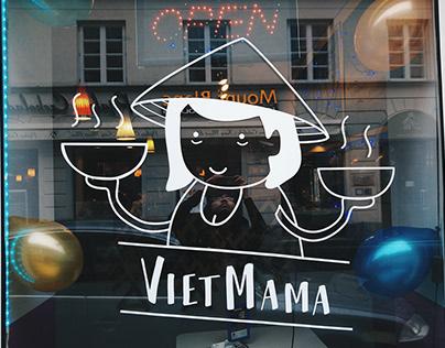 VietMama [logo, ID]