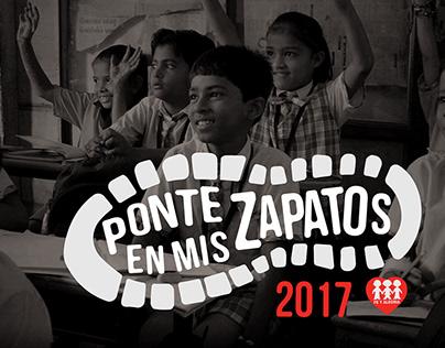 FE Y ALEGRIA - PONTE EN MIS ZAPATOS