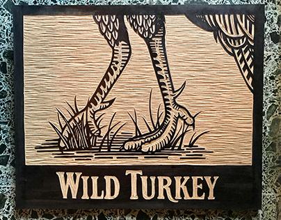 Wild Turkey Oak Barrels