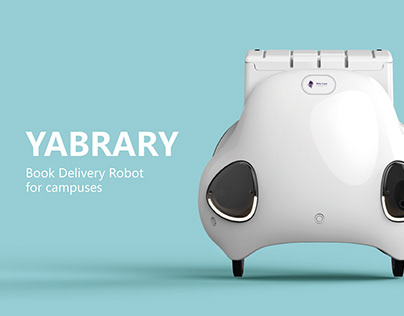Yabrary - Book Delivery Robot
