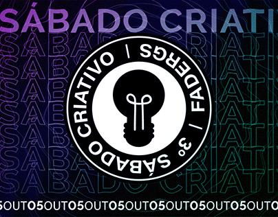 3º SÁBADO CRIATIVO // FADERGS