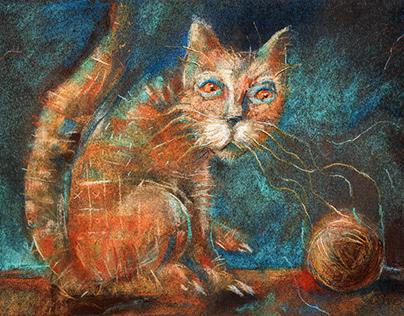 Cat (No. 18)