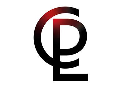 CPL Monogram Logo Design For Food & Consultant Company