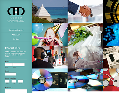 DDVideography New Design