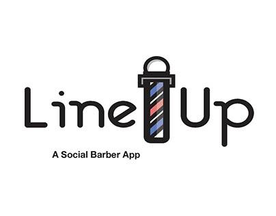 Line Up Social Barber App