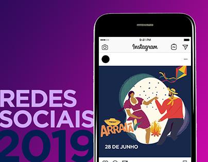 Social Media 2019 - Agência