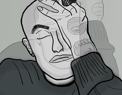 Ilustrações - Mesa Digital