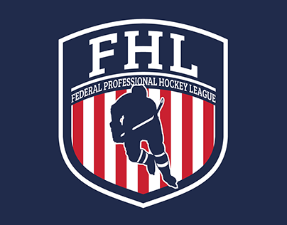 Official Federal Hockey League Rebrand