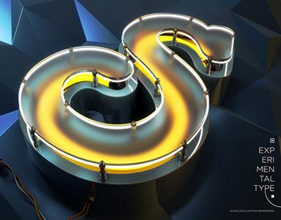 7°Pub - Infographie-3D- Autour de la lettre