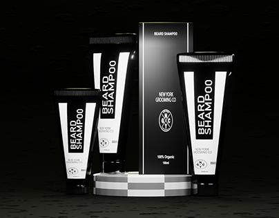 Black Beauty Cosmetic Product