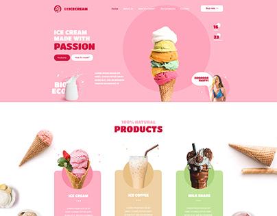 UI Design - IceCream