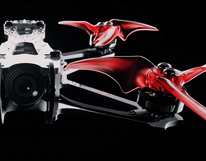 Emax - Drone CGI