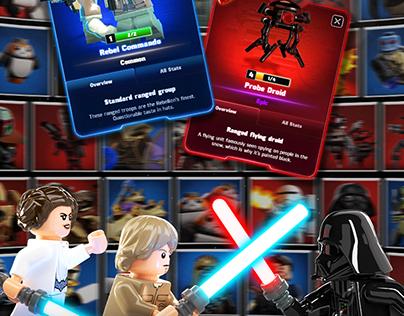 Static Ads: Warner Bros. - LEGO® Star Wars™ Battles