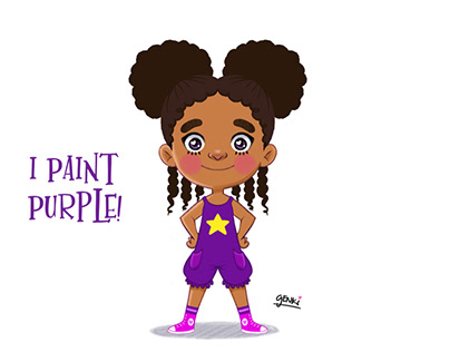 I Paint Purple!