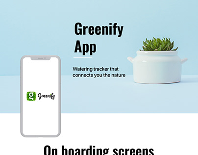 Greenify - iOS App